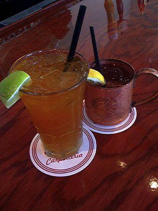 Ginger cocktails web