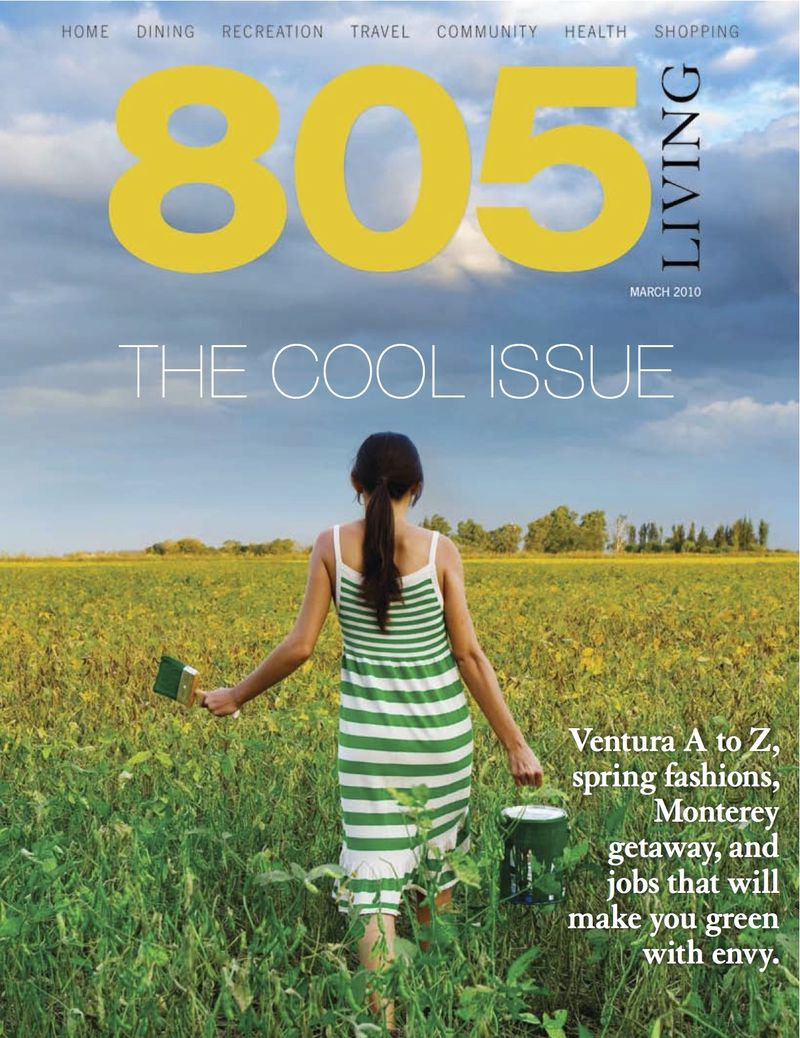 805 Living March 2010