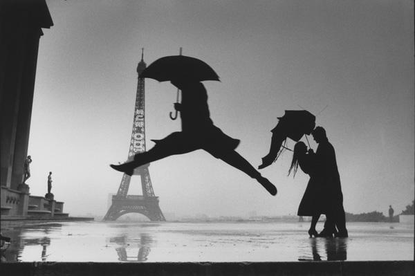 Paris jetée