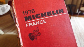 Michelin 1976 France red book