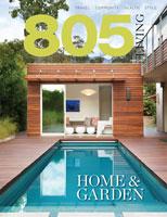 805 Living, April 2012