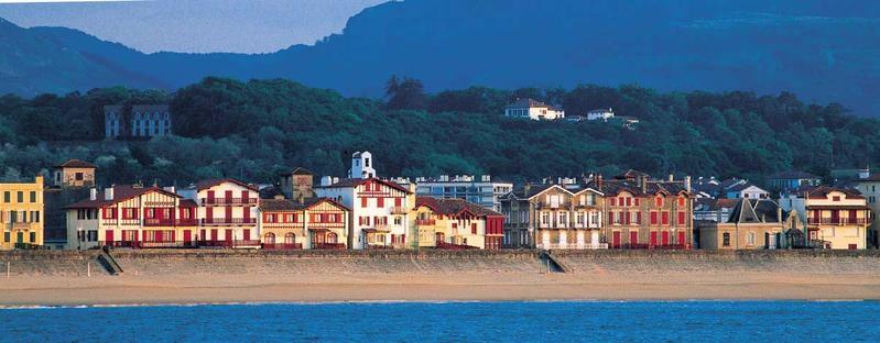 St. Jean de Luz on the Basque Coast