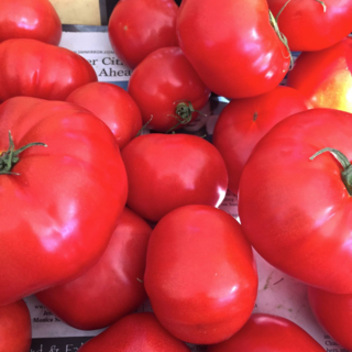 Beylik Tomatoes for Sly's
