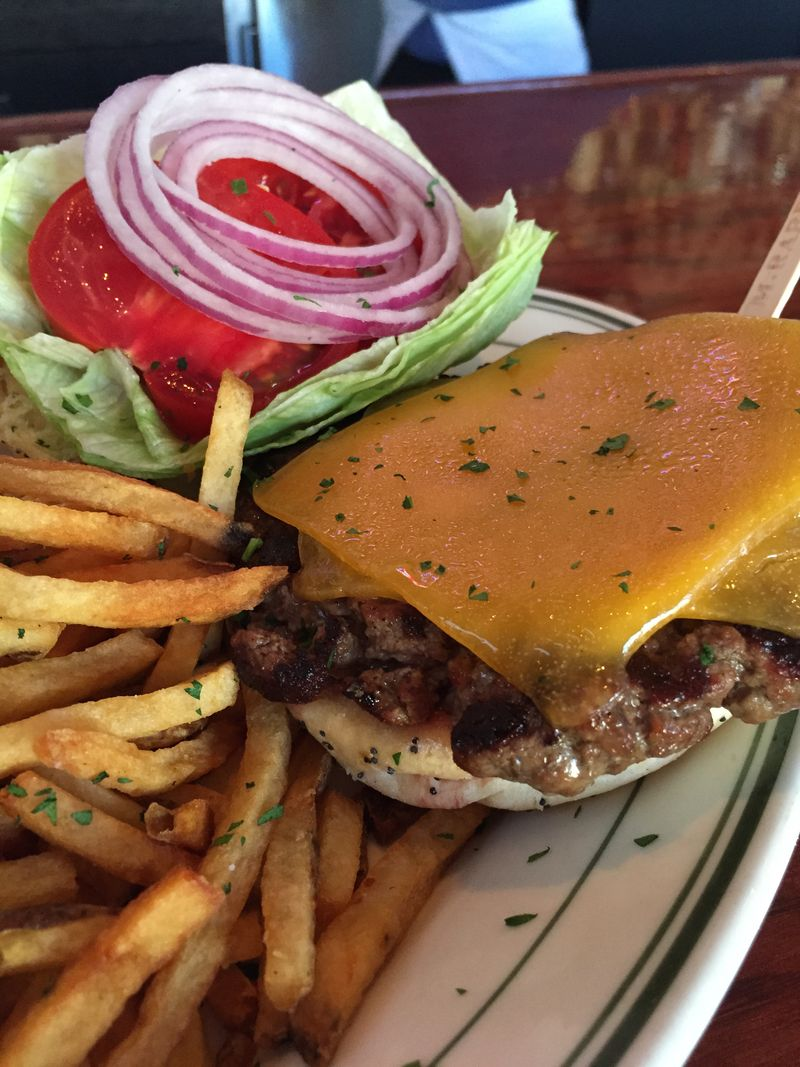 Sly's Burger for Blog 2015-3-18
