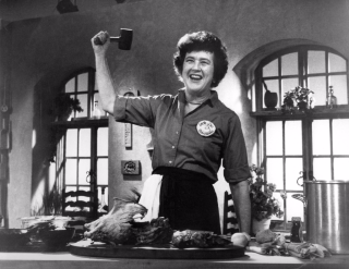 Julia Child, Ecôle des Gourmandes